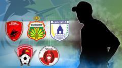 Indosport - Menilik Pelatih yang Cocok Untuk 5 Klub Liga 1.
