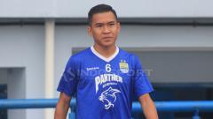 Indosport - Pemain Persib Bandung, Erwin Ramdani.