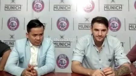 Rekrutan baru Arema FC, Pavel Smolyachenko (Uzbekistan). - INDOSPORT