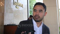 Indosport - Eks Pemain Timnas Sepak bola Indonesia, Ponaryo Astaman