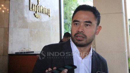 Eks Pemain Timnas Sepak bola Indonesia, Ponaryo Astaman - INDOSPORT