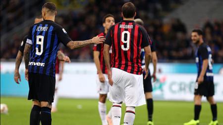 Usai melepas kesempatan untuk merekrut Andre Silva, AS Monaco kini masuk dalam perburuan striker Inter Milan, Mauro Icardi. - INDOSPORT
