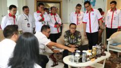 Indosport - Menpora Imam Nahrawi mendukung (ITDC) yang akan membangun sirkuit MotoGP di daerah Mandalika, Lombok, Nusa Tenggara Barat.