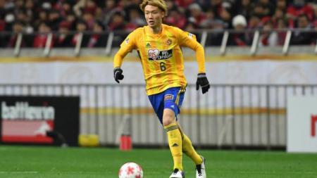 Pemain Anyar Manchester City, Ko Itakura - INDOSPORT