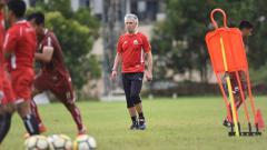 Indosport - Pelatih Persija Jakarta, Ivan Kolev.