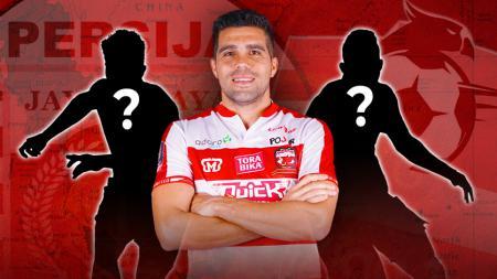 3 Pemain asing yang bisa jadi bek tengah Persija Jakarta di Liga 1 2019. - INDOSPORT