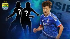 Indosport - 3 Pemain asing asia yang dapat bergabung ke Persib Bandung.