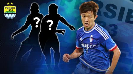 3 Pemain asing asia yang dapat bergabung ke Persib Bandung. - INDOSPORT