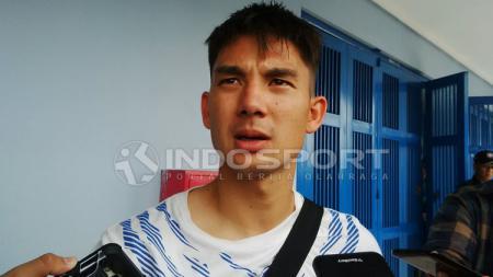 Kim Jeffrey Kurniawan, gelandang serang Persib Bandung. - INDOSPORT