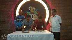 Indosport - Penandatanganan Nota Kesepahaman (MoU) Bank Papua dengan Manajemen Persipura Jayapura
