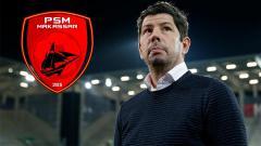Indosport - Erwin van de Looi diisukan ke PSM Makassar