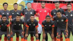 Indosport - Skuat Semen Padang FC saat menjalani pra musim jelang Liga 1 2019.