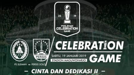 Brigata Curva Sud mempersembahkan pertandingan bertajuk Celebration Game antara PSS Sleman vs Persis Solo. - INDOSPORT