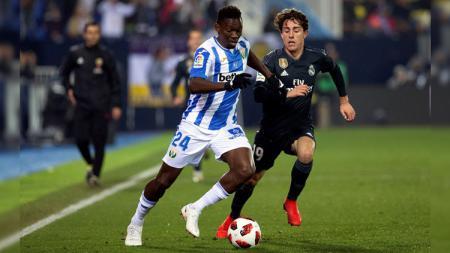 Tak disukai Carlo Ancelotti, Alvaro Odriozola jadi bintang terbuang Real Madrid yang membuat duo Milan, AC Milan dan Inter Milan saling sikut demi dirinya. - INDOSPORT