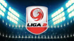 Indosport - Ilustrasi logo Liga 2 2019.