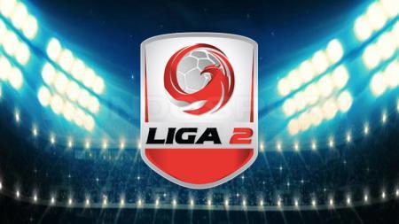 Ilustrasi logo Liga 2 2019. - INDOSPORT