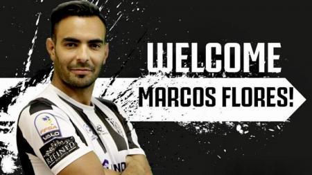 Marcos Flores resmi bergabung ke Adelaide City - INDOSPORT