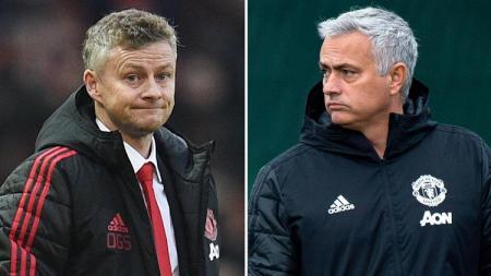 Mantan CEO Manchester United, Peter Kenyon anggap kursi penggantian kepelatihan Jose Mourinho ke Ole Gunnar Solskjaer merupakan kesalahan. - INDOSPORT