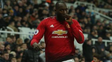Selebrasi Pemain Manchester United, Romelu Lukaku - INDOSPORT