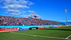 Indosport - Stadion Kanjuruhan, markas Arema FC.