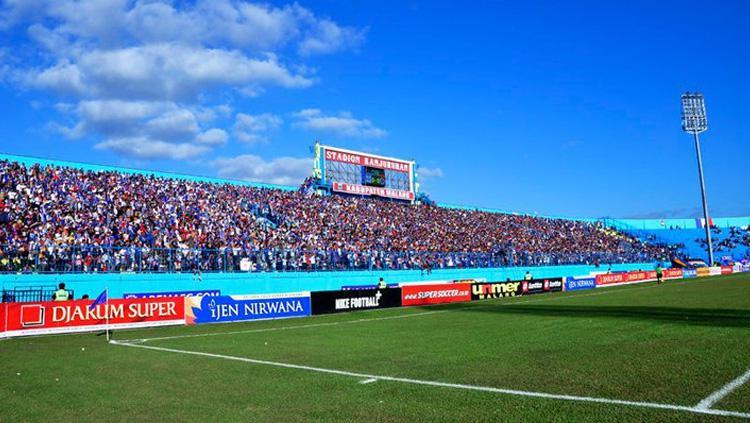 Stadion Kanjuruhan Copyright: Istimewa