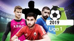 Indosport - Empat pemain asing yang kiprahnya layak dinanti di Liga 1 2019