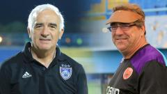 Indosport - Mario Gomez dan Rene Albert