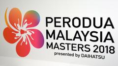 Indosport - Logo Malaysia Masters 2019.