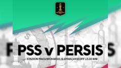 Indosport - Ilustrasi Celebration Games PSS Sleman vs Persis Solo.