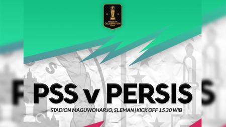 Ilustrasi Celebration Games PSS Sleman vs Persis Solo. - INDOSPORT