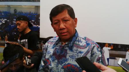 Komisaris PT PBB Kuswara S Taryono - INDOSPORT