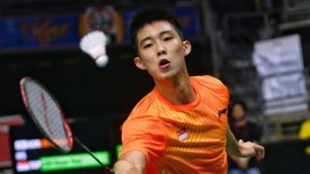 Pebulutangkis muda Singapura yang kalahkan Lin Dan di Thailand Masters, Loh Kean Yew. - INDOSPORT