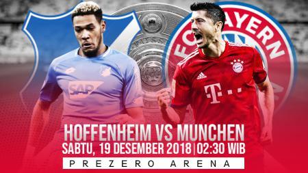 Prediksi pertandingan Hoffenheim vs Bayern Munchen - INDOSPORT