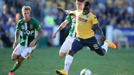 Malick Mane pesepak bola asal Senegal - INDOSPORT