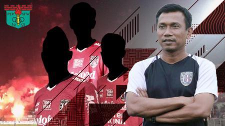 Tiga pemain eks Bali United yang bisa diboyong Widodo Cahyo Putro ke Persita Tangerang - INDOSPORT