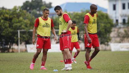 Tiga pemain baru Persija Jakarta untuk musim depan.