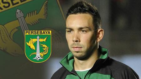 Damian Lizio pesepak bola asal Argentina yang diincar Persebaya - INDOSPORT