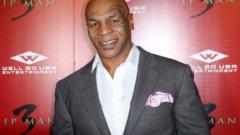 Indosport - Legenda tinju dunia, Mike Tyson
