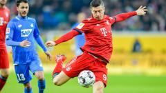 Indosport - Robert Lewandowski.