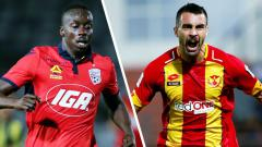 Indosport - 3 Pemain yang lebih bagus dan murah ketimbang Malick Mane (Persebaya).