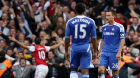 John Terry buka-bukaan soal momen terburuk dalam kariernya di Chelsea. - INDOSPORT