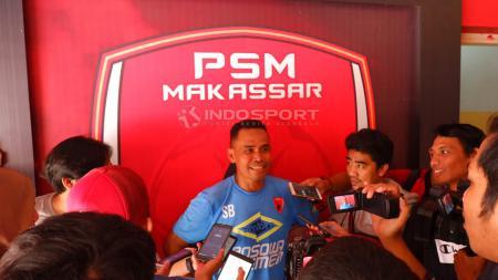 Asisten pelatih PSM Makassar, Syamsuddin Batolla. - INDOSPORT