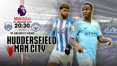 Indosport - Prediksi Huddersfield vs Manchester City