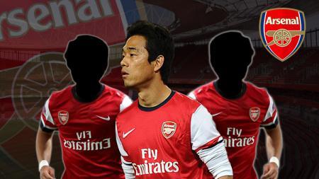3 Mantan Pemain Asia Arsenal yang Bisa Direkrut Persib Bandung - INDOSPORT