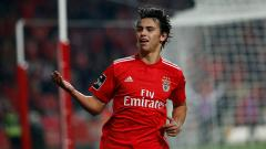 Indosport - Joao Felix Pemain Muda Benfica