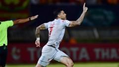 Indosport - Ciro Alves, pemain baru PS TIRA.