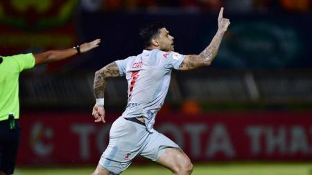 Ciro Alves, pemain baru PS TIRA. - INDOSPORT