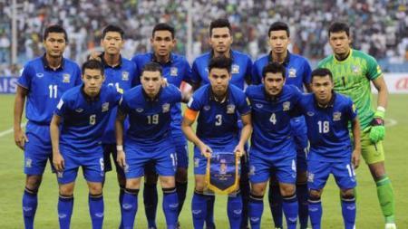 Timnas Thailand di Piala Asia - INDOSPORT