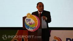 Indosport - Edy Rahmayadi resmi mengundurkan diri