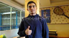 Indosport - Pemain belakang Persib Bandung, Zalnando, mengisi waktu luang di tengah belum pastinya lanjutan kompetisi Liga 1 2020 dengan fokus mengembangkan bisnis kuliner.